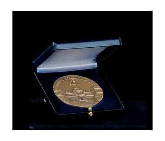 écrin médaille 70mm 70mm medal case