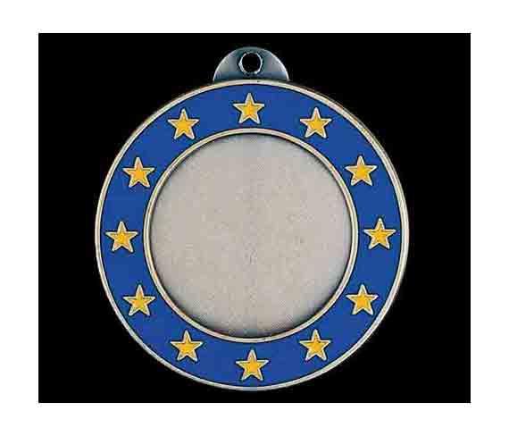 porte-médailles Europe en 70mm et 50mm medal display Europe in 70mm and in 50mm