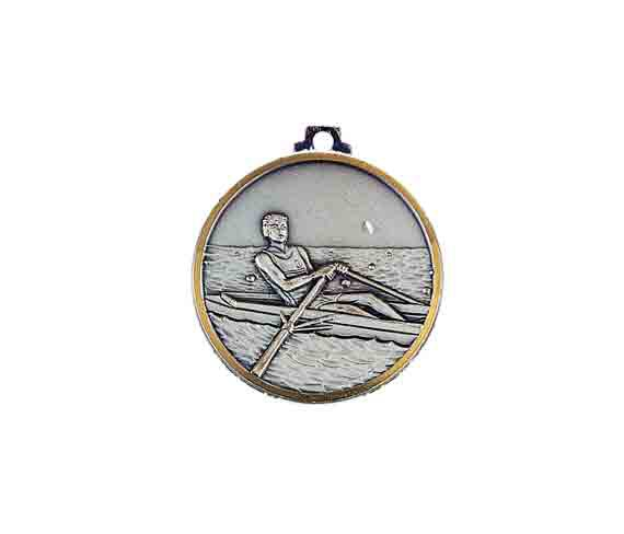 médaille 32mm aviron medal 32mm rowing