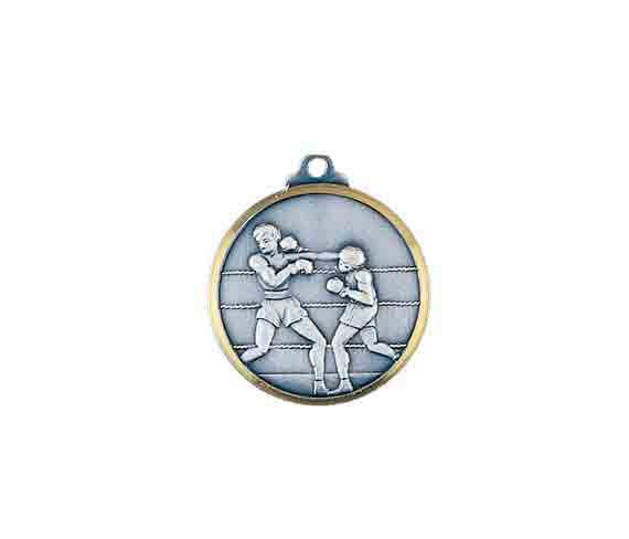 médaille 32mm boxe medal 32mm boxing