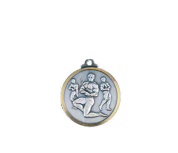 médaille 32mm culturisme medal 32mm body-building