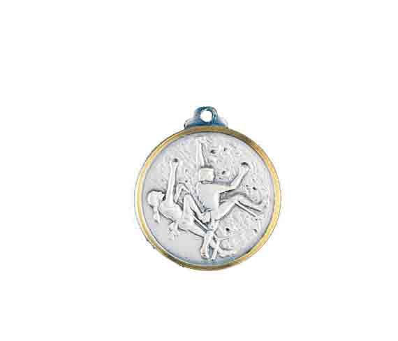 médaille 32mm escalade medal 32mm climbing