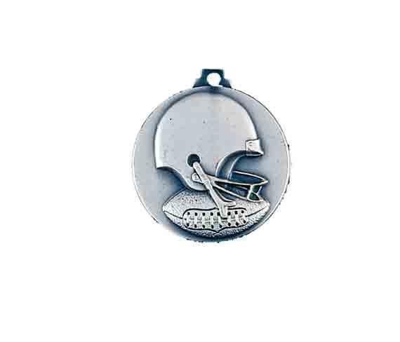 médaille 32mm football américain medal 32mm american football