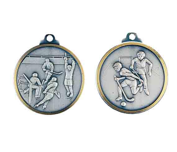 médaille 32mm hockey medal 32mm hockey