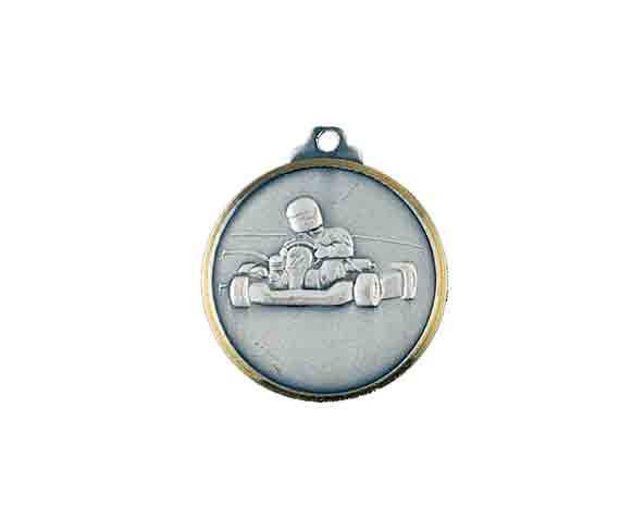 médaille 32mm karting medal 32mm karting