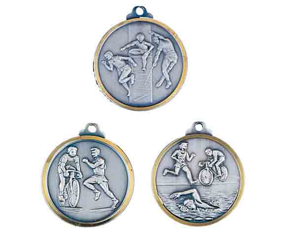 médaille 32mm multisports medal 32mm multiple sports