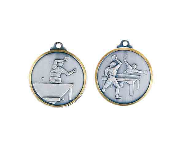 médaille 32mm ping-pong medal 32mm ping-pong