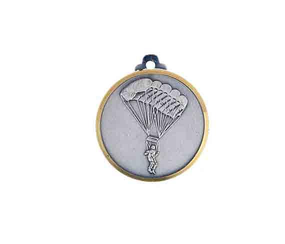 médaille 32mm saut en parachute medal 32mm parachuting