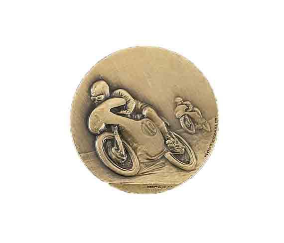 médaille 50mm motocross medal 50mm motocross