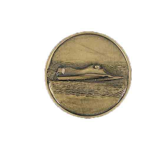 médaille 50mm motonautisme médaille 50mm motonautisme