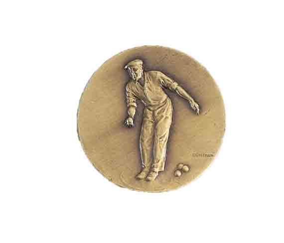 médaille 50mm pétanque médaille 50mm petanque